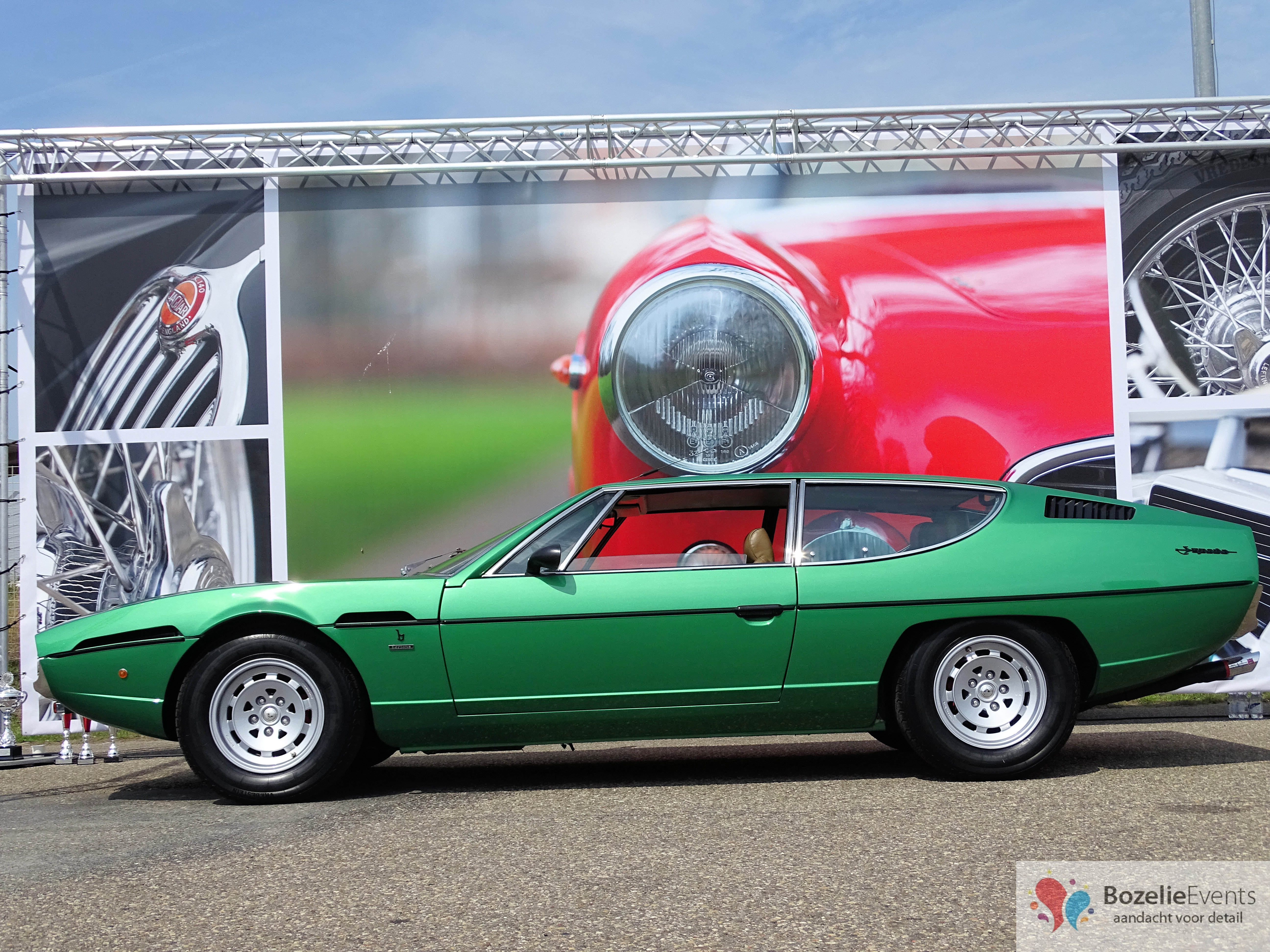 Espada Series 3 presented at Zandvoort track
