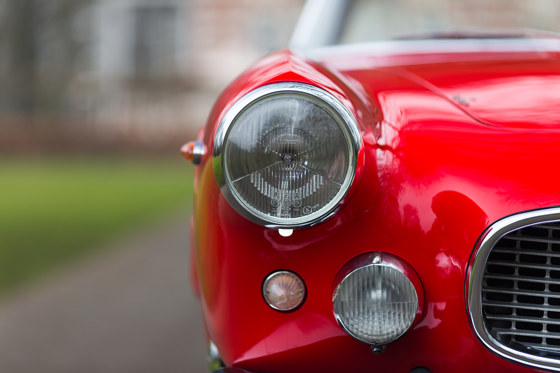 ...just some of the finest classic cars...